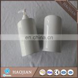 Sublimation ceramic products Soap Dispenser and ceramic toothbrush holder for sublimation, Family sharing equipment.