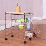 Professional top quality/supermarket trolleys for babies with toy car display rack