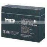 maintenance free high rate 12v5.5ah alarm battery