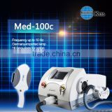 Pigmented Spot Removal KES Hot Intense Pulsed Flash Lamp Selling Ipl+rf E-light Hair Removal Machine