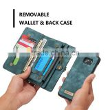 CASEME Wholesale New Multifunctional Luxury Simple Leather Cell Phone Accessory for iPhone 6 plus Case