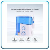 UV Sanitizer Dental Oral Irrigator with 1000ml High-Volume Water Covered Tank