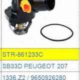 For PEUGEOT Thermostat and Thermostat Housing 1336.Z2 9650926280