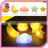 Hot selling latest night lighting lamp portable LED cute cartoon lamp for kids