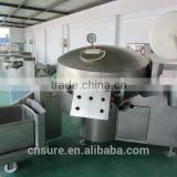 Vacuum Cutting and Mixing Machine for Meat