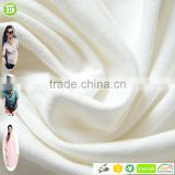 Hot selling cheap wholesale cotton fabric white color accord with Men's T-shirts
