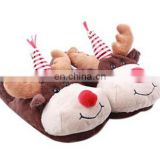 Children's cute deer indoor slippers with good-quality