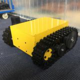 2017 New Design Rubber Track Undercarriage 600mm*600mm*257mm