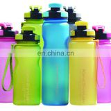 Eco-friendly plastic water bottle