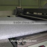 Pillow core polymer elastic material production machine