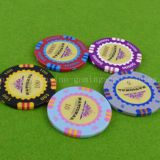 Factory Manufacturer Factory RFID Poker Chip For Casino