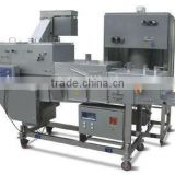 Flour Coating Machine For Chicken Nugget Processing Line