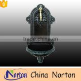 Indoor metal China wall fountain with faucet NTIF-016Y