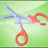 "EMT Utility Scissors Shears 5.5"" Orange"