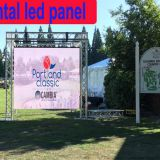 Hot Design Hd Outdoor Stage Video High Brightness P5 Outdoor Led Video Display