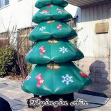 2m Height Decorative Christmas Inflatable Tree for Home
