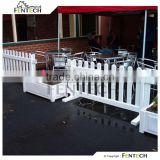 Fentech High Quality Widely Used Plastic Portable Fence