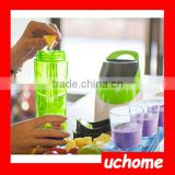 UCHOME new design high quality kitchen mini juicer shake n take
