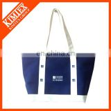 Reusable printed customized foldable brand shopping bags