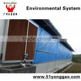 Environment Control system Cooling Pad for Poultry Farm Poultry equipment