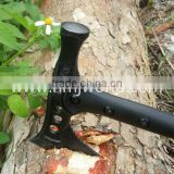 Nylon fiber handle steel axe tactical tomahawk