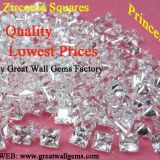 produce and supply cubic zirconia (CZ) squares
