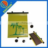 car roller sunshade Type and Nylon Material automatic roller car sunshade