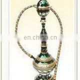 Brass hookah 16 inches