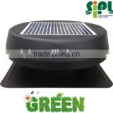 Solar vent fan solar panel powered 12 inch solar fan attic ventilation use industrial centrifugal fan