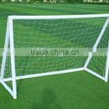 inflatable soccer goal portable with shooting target can be used in f i f a game training