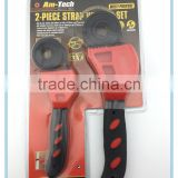 hot sale products different types of spanner hand plastic adjustable strap spanner wrench with plastic handle