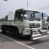 NJJ5160GQX5 Multi-function Guardrail and Tunnel Washing Truck street cleaning truck hot sale