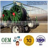 Yulin Agriculture Two-arms Canal Linear Lateral Move Irrigation Equipment System for Agriculture Irrigating systems