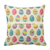 Easter Gifts Pillow,Cotton Cushion Cover Easter Day Home Decoration