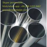 Reliable manufacturer supply high quality erw steel tubes erw