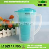 2015 good quality water jug with cups 400ml