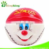 baseball with hat pet toy/dog toy