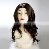 12-26 inch High Temperature Fiber Hair Cleaning Method Synthetic Hair Wig