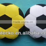 Round foam bead pillow for decorative