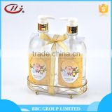 BBC Christmas Gift Sets Suit 001 New items natural body care moisturizing whitening skin body wash