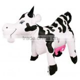 inflatable cow toy