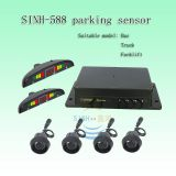 High Quality New Style Truck and Bus Reverse Parking Sensor Detection Range 5m