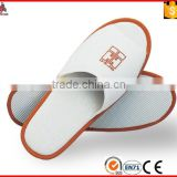 slippers factory supply personalized hotel slippers with good quality