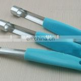 High quality stainless steel convenient fruit core-pulling cutter for apple/pear