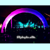Led Rainbow Inflatable Arch for Party and Event