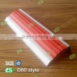 Stair Parts Anti-slip Aluminum Stair Nosing