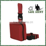 Tactical Drop Leg First Aid Pouch, Rescue Red