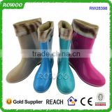 women pu pvc boot, pvc thigh high boots, pvc knee high boots