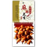 Spicy snacks Spicy pot flavored Peanuts snack with seasoning powder, chili and Sichuan pepper