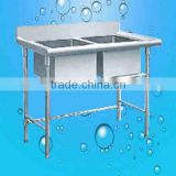 Stainless Steel Sink Bench(211506)